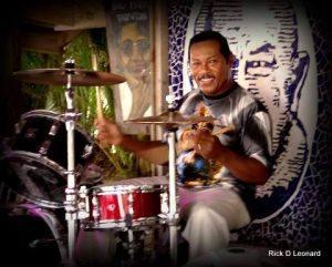 Larry Duff - Drums