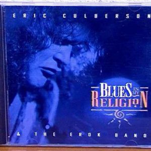 Blues Is My Religion (Audio CD)
