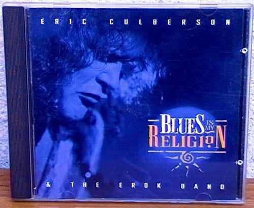 Blues Is My Religion (Audio CD)